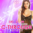C-THROUGH NIGHT @ 2+2 CLUB