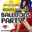 Sexy BALLOONS PARTY al BOLERO PALACE Club & Spa!