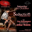 SEDUCTION WITH LIVE PERFORMANCE