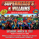 Aahz Con - Superheroes vs Villains Party