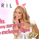 EASTER BUNNIES PARTY @ 2+2 CLUB