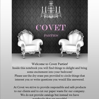 Covet Parties by Micky